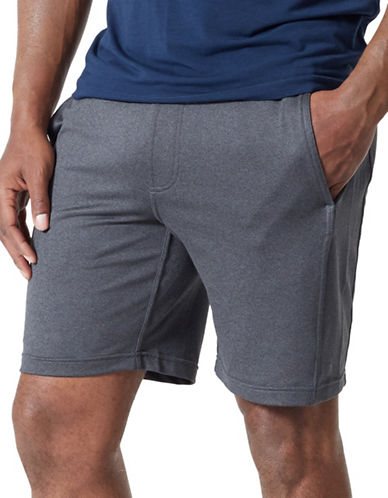 Mpg Actile Shorts-GREY-Medium