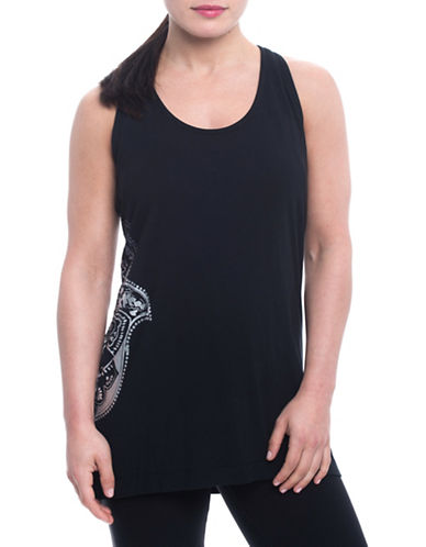 Gaiam Fiona Graphic Tank Top-BLACK-Small 89368509_BLACK_Small