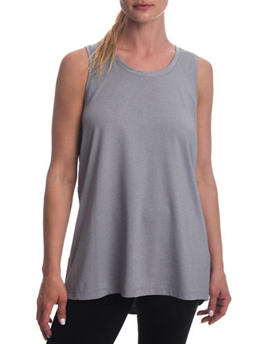 Gaiam Whitney Tank Top-GREY-Small 89368498_GREY_Small