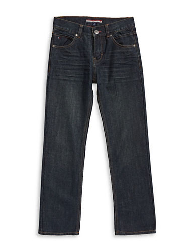Tommy Hilfiger Revolution Slim-Fit Jeans-BLUE-18