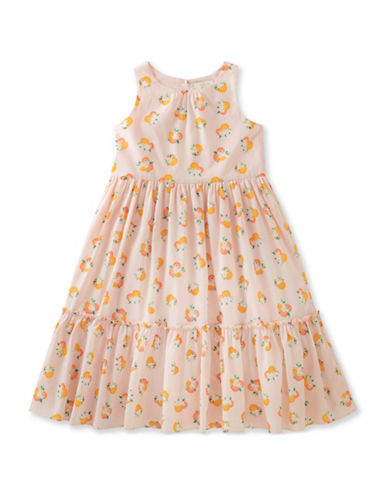 Kate Spade New York Orangerie Midi Dress-GREY-2T
