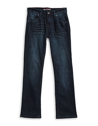 Tommy Hilfiger Revolution Stretch Slim-Fit Jeans-BLUE-12
