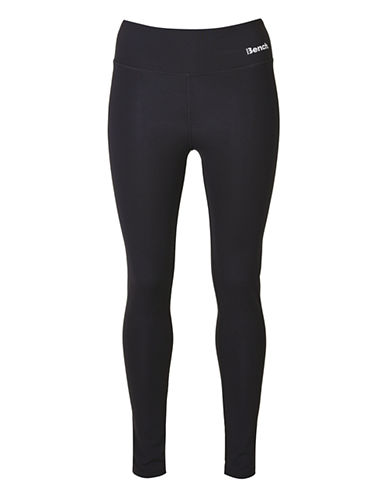 Bench Baddah C Legging-BLACK-Large