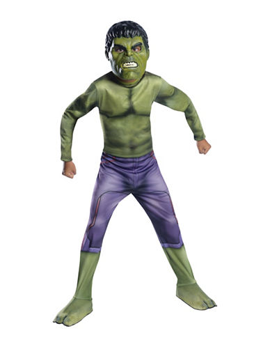 Rubies Costumes Avengers 2 Hulk Costume-GREEN-Medium
