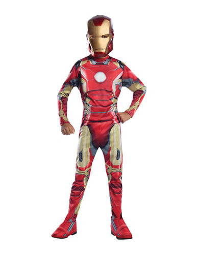 Rubies Costumes Avengers 2 Iron Man Costume-MULTI-Large