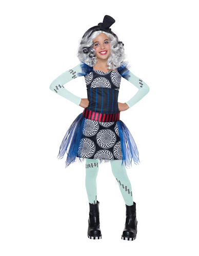 Rubies Costumes Frankie Stein Monster High Costume-MULTI-Large