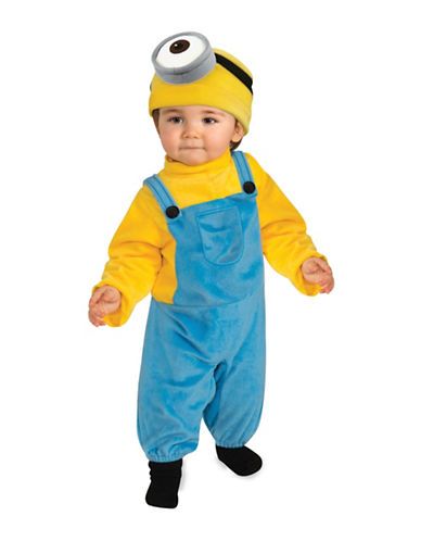 Rubies Costumes Minion Stewart Toddler Costume-MULTI-Toddler
