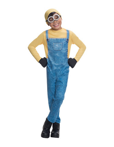 Rubies Costumes Minion Bob Child Costume-MULTI-Large