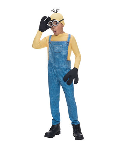Rubies Costumes Minion Kevin Child Costume-MULTI-Large