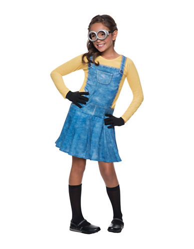 Rubies Costumes Minion Dress Child Costume-MULTI-Large