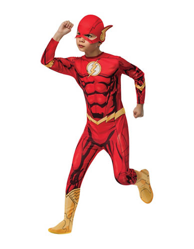Rubies Costumes Flash Child Costume-MULTI-Large