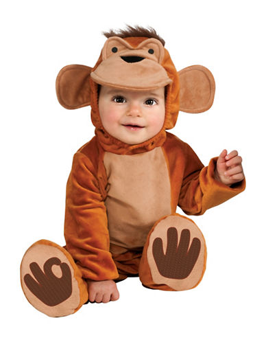 Rubies Costumes Kids Funky Monkey Costume-BROWN-Infant
