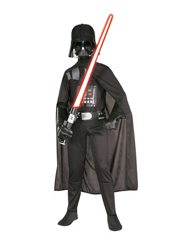 Rubies Costumes Star Wars Darth Vader Child Costume-BLACK-Large