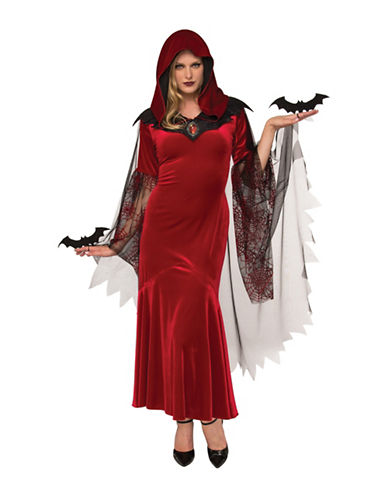 Rubies Costumes Bat Mistress Costume-RED-Medium