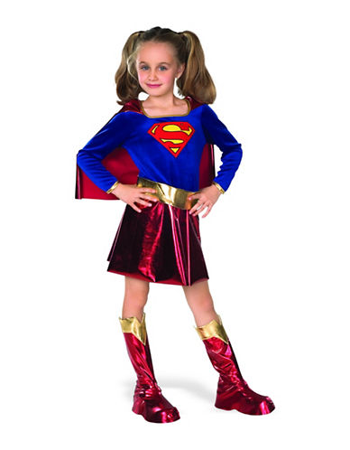Rubies Costumes Supergirl Child Costume-MULTI-Large