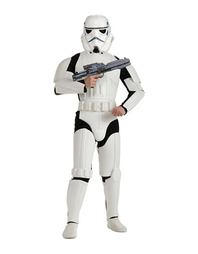 Rubies Costumes Stormtrooper Deluxe Adult Costume-WHITE-X-Large