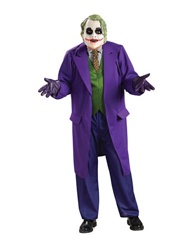 Rubies Costumes The Joker Deluxe Adult Costume-PURPLE-Large