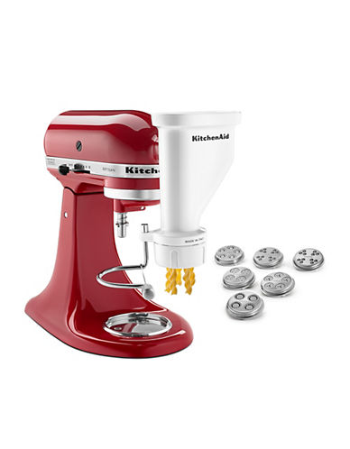 Kitchenaid Pasta Extruder Stand Mixer Attachment-WHITE-One Size