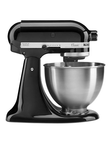 Kitchenaid Classic Series Stand Mixer-BLACK-One Size