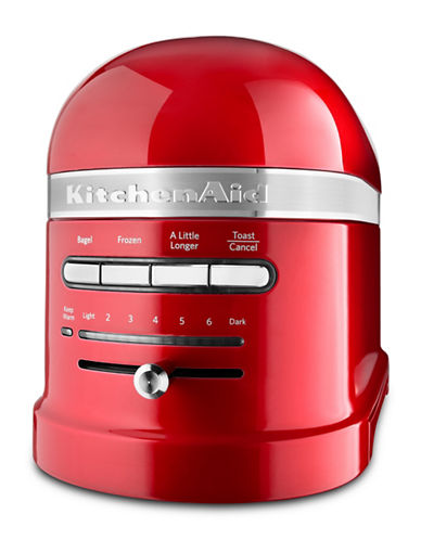 Kitchenaid Pro Line Series 2-Slice Automatic Toaster-RED-One Size