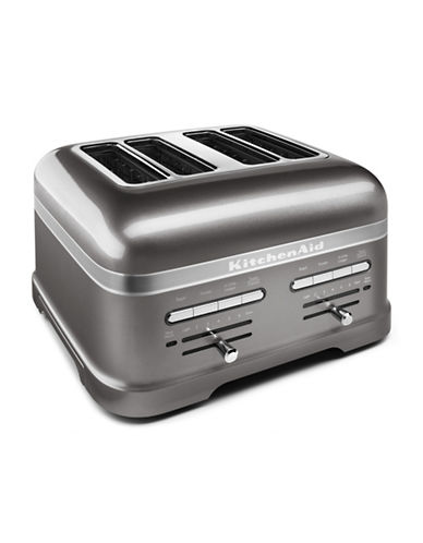 Kitchenaid Pro Line Series 4-Slice Automatic Toaster-SILVER-One Size