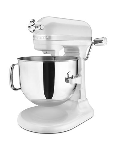 Kitchenaid Pro Line Series 7-Quart Bowl-Lift Stand Mixer-FROSTED PEARL-One Size