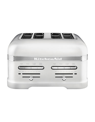 Kitchenaid Pro Line Series 4-Slice Automatic Toaster-FROSTED PEARL-One Size
