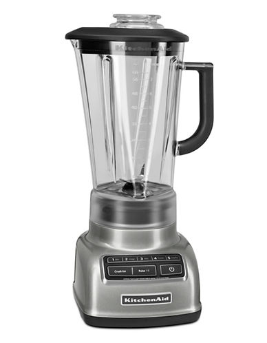 Kitchenaid 60 oz Diamond Jar 5-Speed Stand Blender-CONTOUR SILVER-One Size