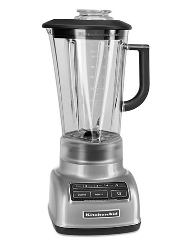 Kitchenaid 60 oz Diamond Jar 5-Speed Stand Blender-METALLIC CHROME-One Size