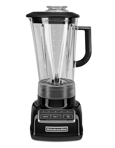 Kitchenaid 60 oz Diamond Jar 5-Speed Stand Blender-BLACK-One Size