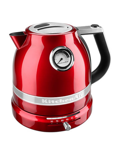 Kitchenaid Pro Line Series Electric Kettle-RED-One Size