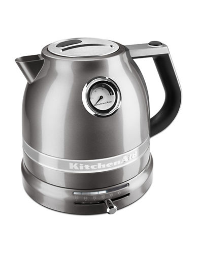 Kitchenaid Pro Line Series Electric Kettle-SILVER-One Size