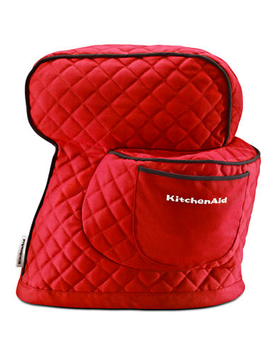 Kitchenaid Fitted Tilt-Head Stand Mixer Cover-EMPIRE RED-One Size