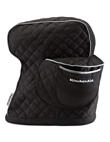 Kitchenaid Fitted Tilt-Head Stand Mixer Cover-ONYX BLACK-One Size