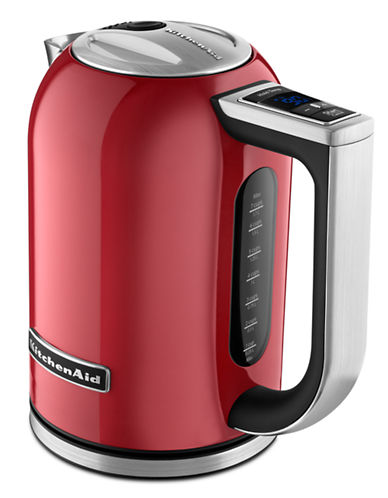 Kitchenaid Variable Temperature Electric Kettle-RED-One Size