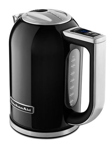 Kitchenaid Variable Temperature Electric Kettle-ONYX BLACK-One Size