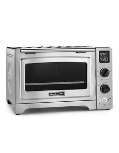 Kitchenaid 12 Inch Convection Digital Countertop Oven KCO273SS photo