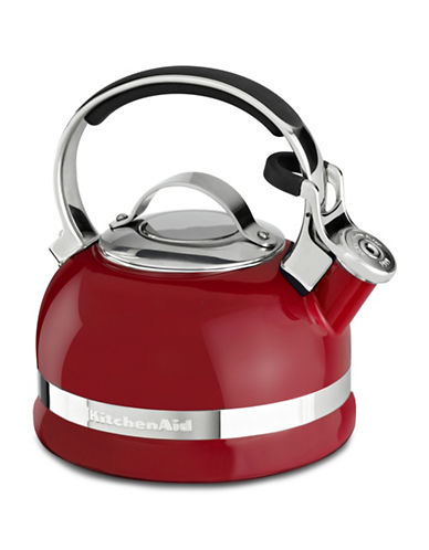 Kitchenaid 2-Quart Stovetop Kettle-RED-2 quart