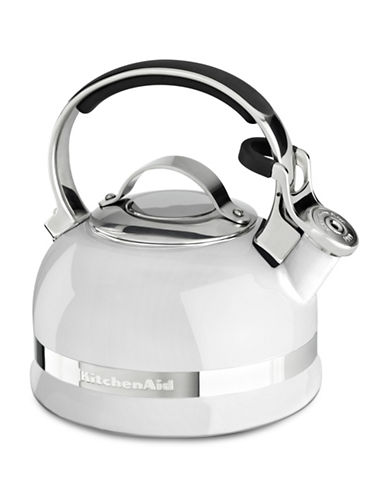 Kitchenaid 2-Quart Stovetop Kettle-WHITE-2 quart