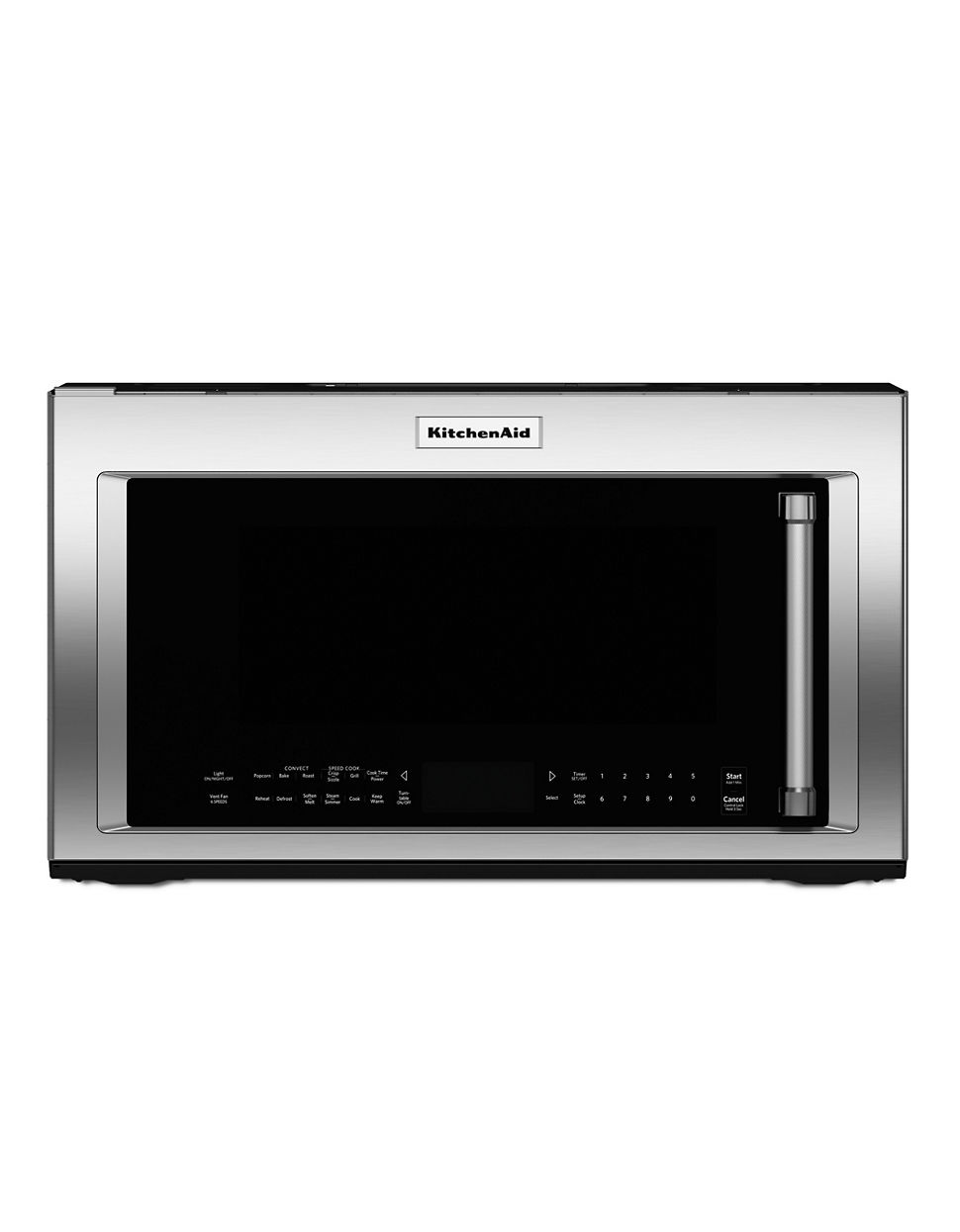 YKMHP519ES 30-Inch 1000-Watt Convection Microwave with High-Speed ...