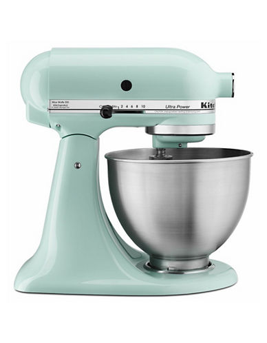 Kitchenaid Ultra Power 4.5-Quart Tilt-Head Stand Mixer-ICE BLUE-One Size