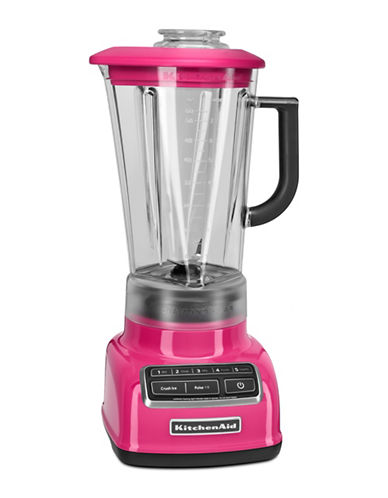 Kitchenaid 60 oz Diamond Jar 5-Speed Stand Blender-FLAMINGO-One Size