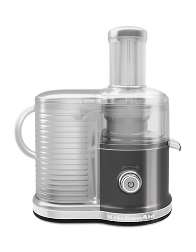 Kitchenaid Easy Clean Juicer-GREY-One Size