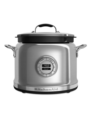 Kitchenaid Four-Quart Multi-Cooker-STAINLESS STEEL-One Size
