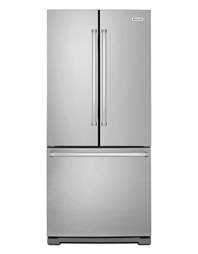 20 Cu Ft 30 Inch Width Standard Depth French Door Refrigerator