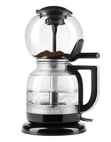 Kitchenaid Siphon Coffee Brewer-BLACK-One Size