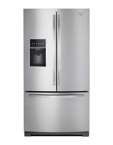 Wrf767sdem 36 French Door Bottom Freezer Refrigerator With