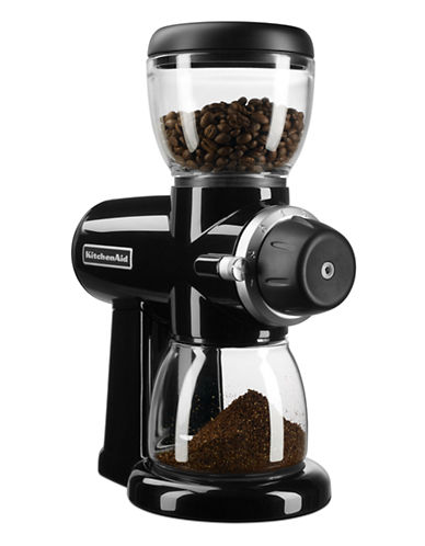 Kitchenaid Burr Grinder-BLACK-One Size