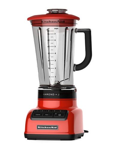 Kitchenaid 60 oz Diamond Jar 5-Speed Stand Blender-HOT SAUCE-One Size