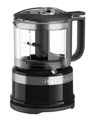 Kitchenaid 3.5 Cup Mini Food Processor-ONYX-One Size